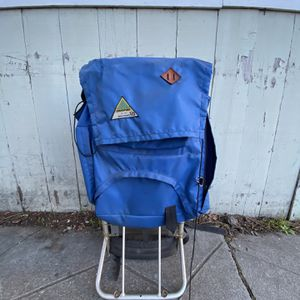 Vintage Stansales Stansport ASPEN Item No 591 Nylon Back Pack Aluminum Hiking. Good Condition - Used. for Sale in Piedmont, CA