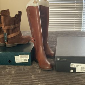 Two size 9 brand new boots for Sale ! for Sale in Mableton, GA