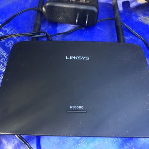 LinkSys RE6500 WiFi Range Extender for Sale in San Diego, CA