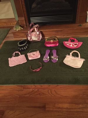 Lot of Play Purses and Accessories for Sale in Coraopolis, PA