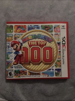 Mario party the top 100 for Sale in Bakersfield, CA