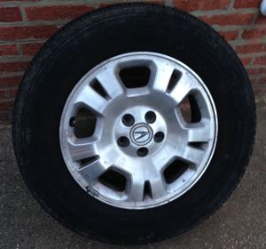 "Acura MDX 17"" Alloy Wheel & Tire for Sale in Baltimore, MD"