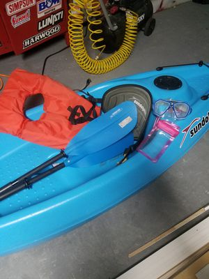 Kayak 8ft excellent condition for Sale in Hernando Beach, FL