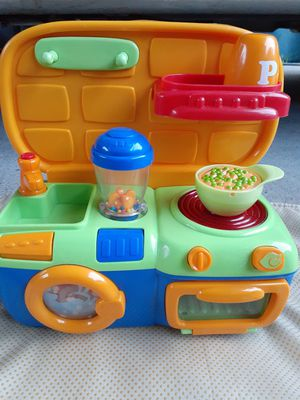 Play kitchen mini for Sale in Highlands, TX