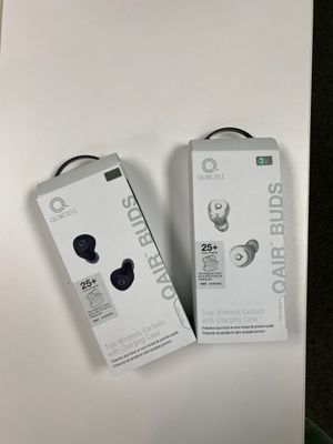 Bluetooth Wireless Q-Air Buds for Sale in Harrisburg, PA
