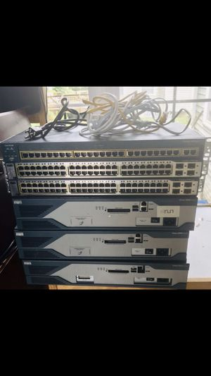 Routers and SWITCHES for Sale in Washington, DC