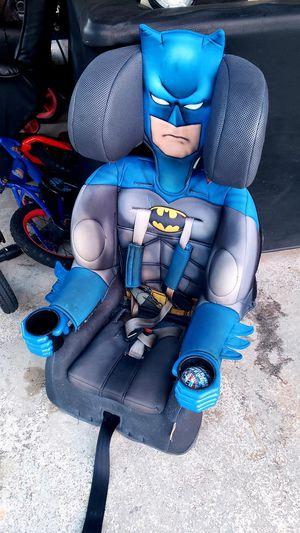 Batman car seat. Very original! for Sale in Boca Raton, FL