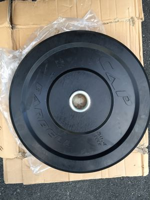 45lb CAP barbell weight for Sale in Malden, MA
