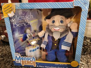 The Mensch on a Bench for Sale in Rialto, CA