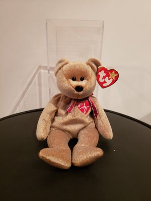 Ty Beanie babies RETIRED Signature Bear for Sale in Toms River, NJ