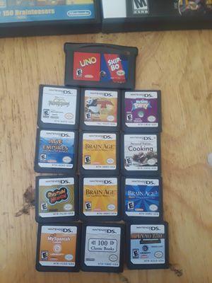 Nintendo Ds Lite Games for Sale in Monroe, WA