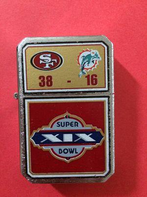 49ers Super Bowl zippo for Sale in Vancouver, WA