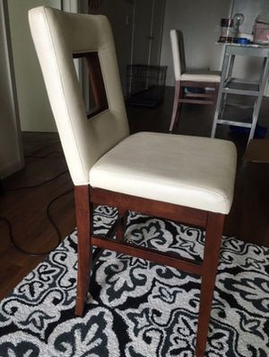 Barstool set 2 (counter height) for Sale in Austin, TX