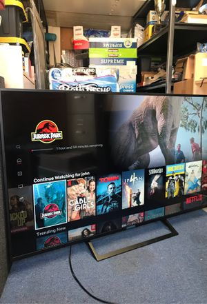 "55"" 4k sony smart tv for Sale in Anaheim, CA"