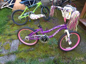 Girls bike 20-inch tires for Sale in Kent, WA
