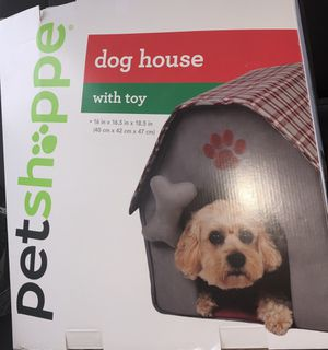 Dog House with toy for Sale in Passaic, NJ