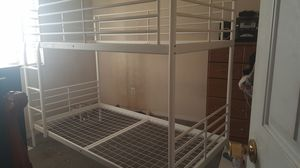 Steel bunk bed for Sale in Eagle Mountain, UT
