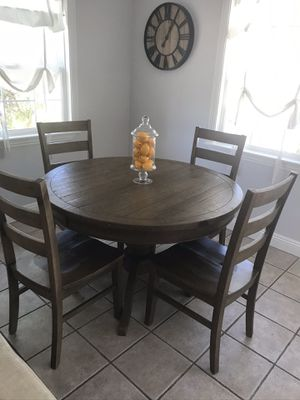Kitchen table with leaf Living Spaces for Sale in Whittier, CA
