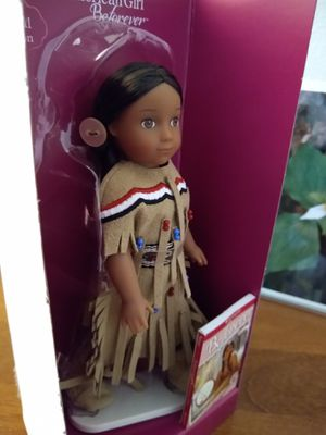 American Girl Kaya 1764 Beforever 2016 special edition mini doll for Sale in Yacolt, WA