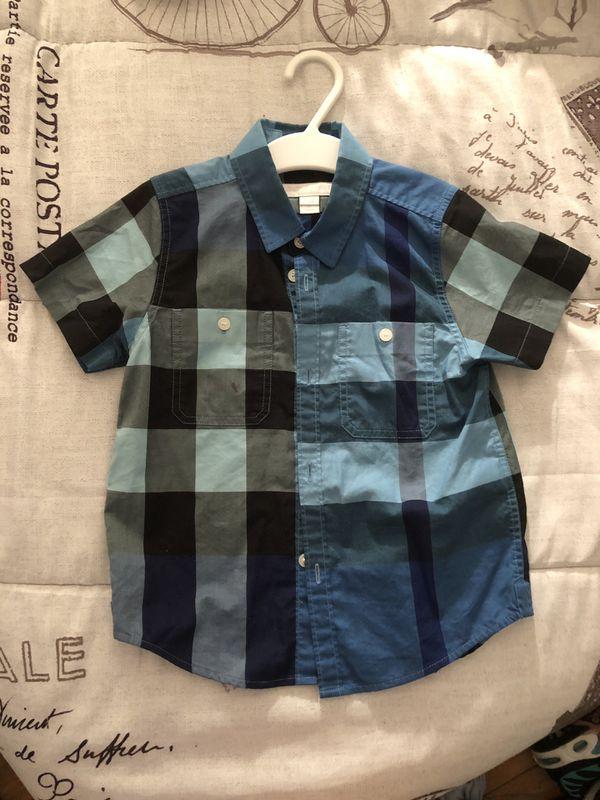 4Y Burberry Shirt