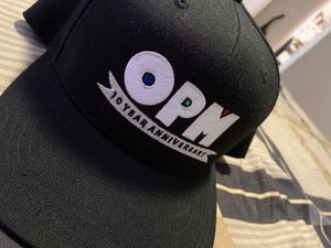 Dom Kennedy x OPM SnapBack 10th anniversary for Sale in Los Angeles, CA