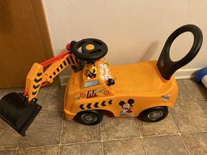 Mickey Mouse ride on toy walker $30 for Sale in Hemet, CA
