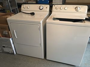 GE WASHER AND DRYER for Sale in Houston, TX