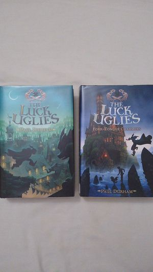 The Luck Uglies Book Series for Sale in Midlothian, IL