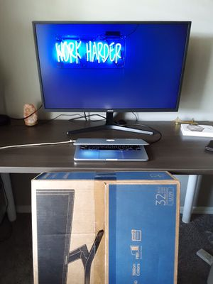 Samsung UHD 32 inch 4K Monitor for Sale in Charlotte, NC