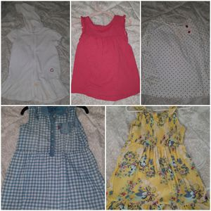 3t toddler dresses and tops for Sale in Upland, CA