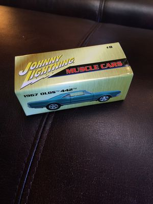 Johnny Lightning Muscle Car Series 1967 Olds 442 for Sale in Troutville, VA
