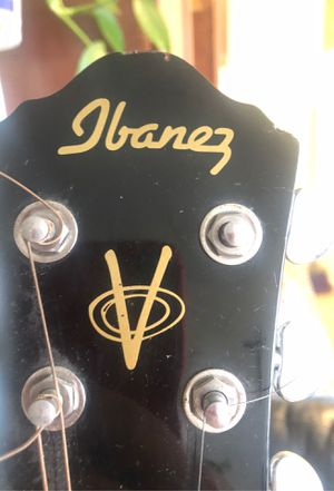 acoustic guitar ibanez for Sale in Fresno, CA