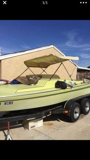 Bimmini top for daycruiser v-drive jetboat for Sale in Hesperia, CA