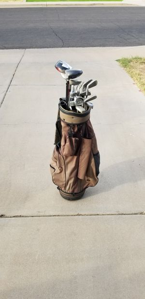 Golf Clubs and Bag for Sale in Gilbert, AZ