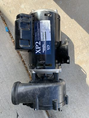 Aqua-flo xp2 hot tub pump for Sale in Scottsdale, AZ