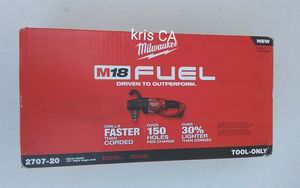 Milwaukee fuel hole hawg for Sale in La Puente, CA