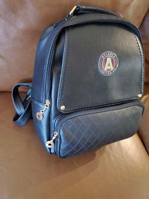 ATL UTD Leather Backpack/bag for Sale in Atlanta, GA