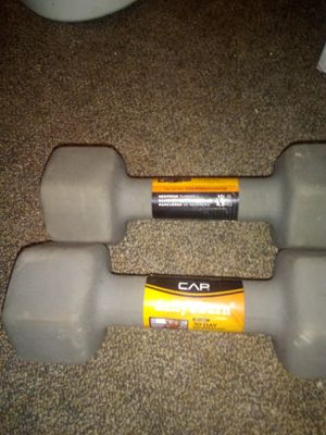 10 lb weights for Sale in Klamath Falls, OR