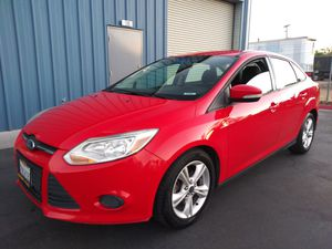 2013 Ford Focus SE *Smogged* 100k Miles! TODAY ONLY for Sale in Clovis, CA