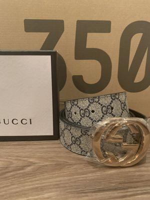 Gucci belt for Sale in Fontana, CA