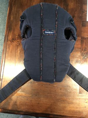Babybjorn Navy Blue Baby Carrier for Sale in Cañon City, CO