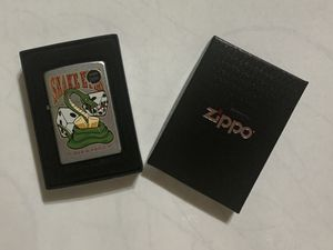 Zippo Lighter , vintage Snake Eye design, new for Sale in Snohomish, WA