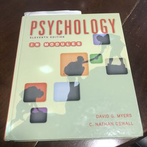 Psychology In Modules 13th Edition for Sale in Long Beach, CA