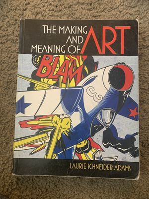 Book The Making And Meaning Of Art for Sale in Santa Ana, CA