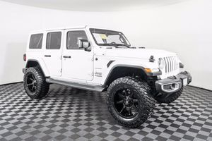 2020 Jeep Wrangler Unlimited for Sale in Marysville, WA