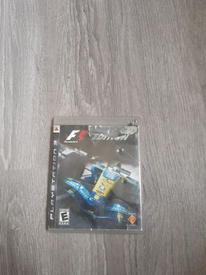 Formula 1 for ps3 for Sale in Los Angeles, CA