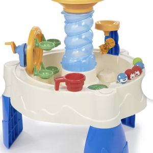 Toddler Little Tikes Spirlan Sand And Sea Water Table for Sale in Tolleson, AZ