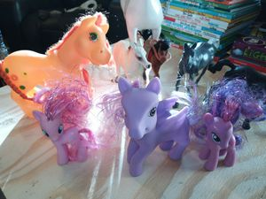 Toy Horse/Pony Lot, Great Condition...My Little Pony and More for Sale in DeSoto, TX