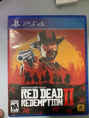 Red Dead Redemption 2 for Sale in Sunrise, FL