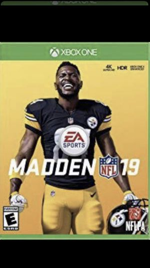 Madden 19 For Xbox One brand new sealed 20$$$ for Sale in Chula Vista, CA
